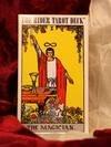 קלפים: קלפי טארוט ריידר באנגלית