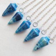 מוטוטלת מאבן קרייזי לייס אגט כחול