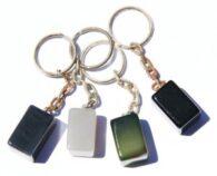 מחזיק מפתחות מאבן מזל אגט ואוניקס