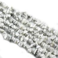תכשיטנות: שרשרת צ'יפס מאבני היולייט