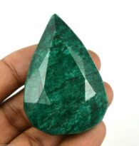 אבן חן: אמרלד מלוטש לשיבוץ גדול (ברזיל) 295 קרט
