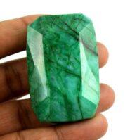 אבן חן: אמרלד מדהים מלוטש לשיבוץ 372 קרט