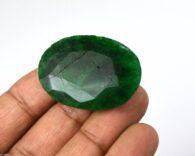 אבן חן: אמרלד מלוטש לשיבוץ (ברזיל) 80 קרט