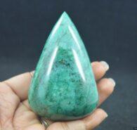 אבן חן: אמרלד מלוטש גדול (ברזיל) 1050 קרט