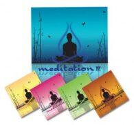 דיסק מדיטציה בדמיון מודרך: אוסף ה Q דיסקים מדיטציה בדמיון מודרך
