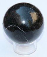כדור טורמלין שחור מהמם