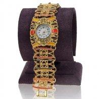 שעון לאישה לערב: שעון תכשיט לאישה