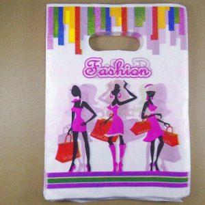 תכשיטנות: 30 שקיות אריזה עם ידית עיצוב דמויות נשים