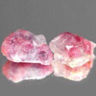 אבן חן: 2 יחידות טורמלין גלם לליטוש מוזמביק 12.70 קרט