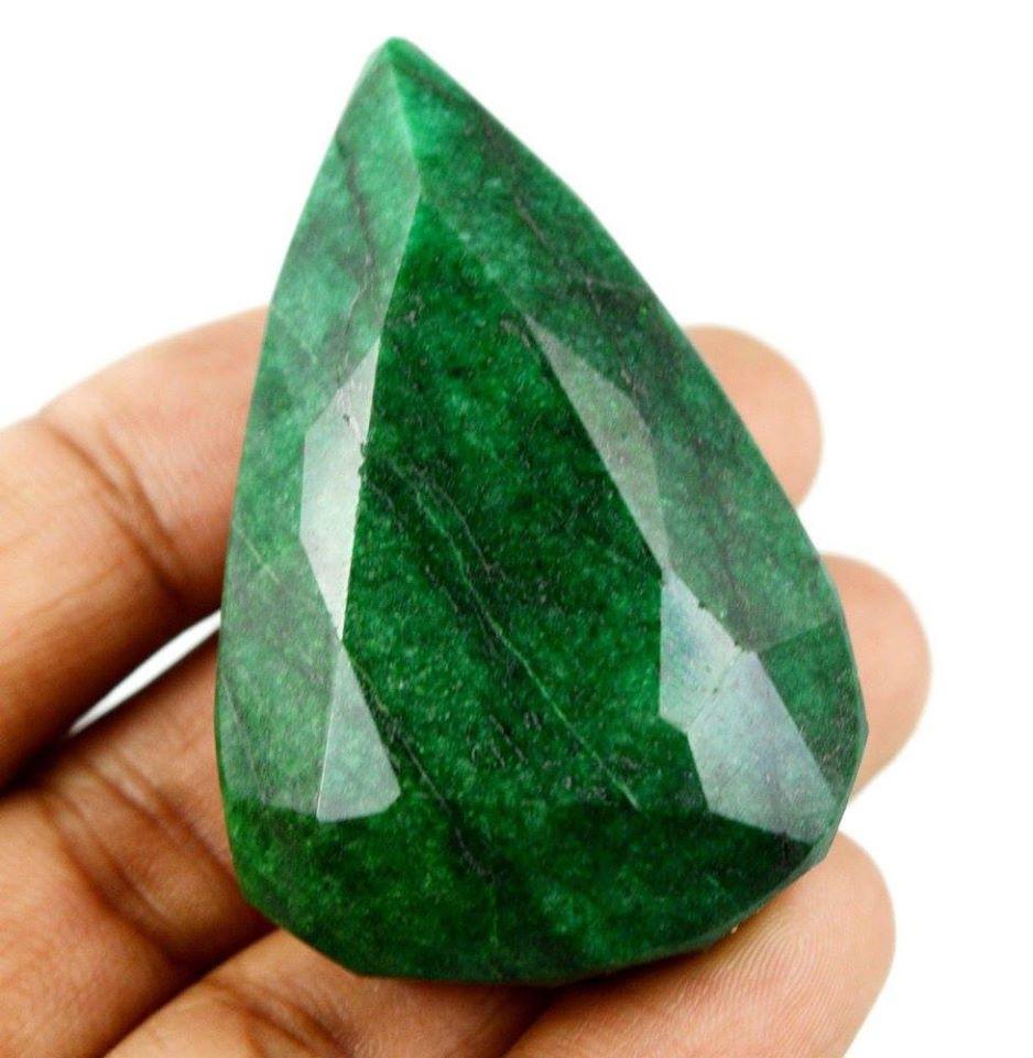 אבן חן: אמרלד מלוטש לשיבוץ (ברזיל) 287 קרט