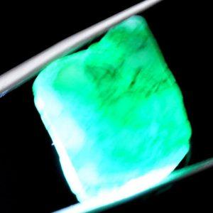 אבן חן: אמרלד גלם לליטוש (קולומביה) 57 קרט