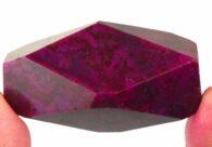 אבן חן: רובי מלוטש לשיבוץ 155 קרט