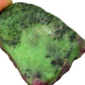 אבן חן: רובי זוסילייט גלם לליטוש (אפריקה) 85 קרט