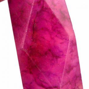 אבן חן: רובי מלוטש לשיבוץ (אפריקה) 126 קרט