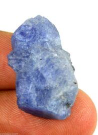 אבן חן: טנזנייט גלם משובח (טנזנייט) תעודה - 29 קרט