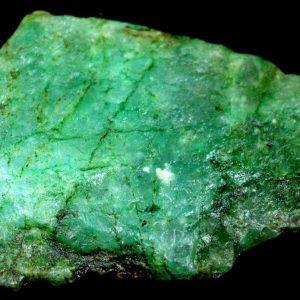 אבן חן: אמרלד גלם לליטוש (קולומביה) תעודה 135 קרט