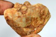 אבן חן: ספיר סטאר גלם ( אפריקה) 257 קרט