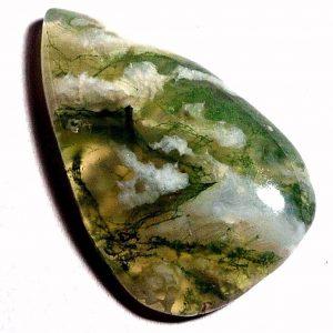 אבן חן: מוס אגט מלוטש לשיבוץ (אפריקה) 16.05 קרט