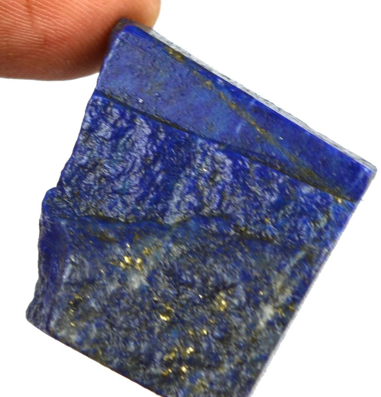 אבן חן: לאפיס לג'ולי גלם לליטוש (אפגניסטן) 117 קרט