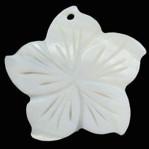 תליון אם הפנינה - עיצוב פרח