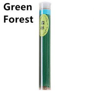 קטורת 40 יחידות - יער ירוק