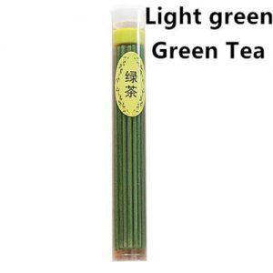 קטורת 40 יחידות - תה ירוק