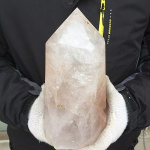 מוט ענק קוורץ קריסטל משקל: 3350 גרם