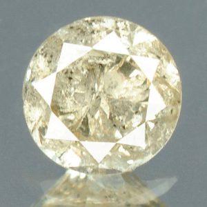 יהלום צהוב פנסי 0.18 קרט + תעודה ניקיון יהלום: I3