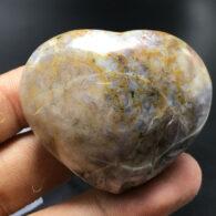 ג'ספר אוושן ליטוש לב גווני אדמה במשקל: 48 גרם