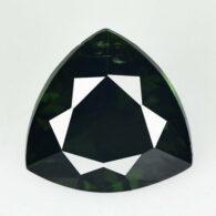 טורמלין ירוק מלוטש לשיבוץ - מוזמביק ניקיון: SI במשקל: 1.49 קרט